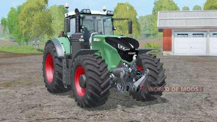 Viseira Fendt 1050 Vario〡sun para Farming Simulator 2015