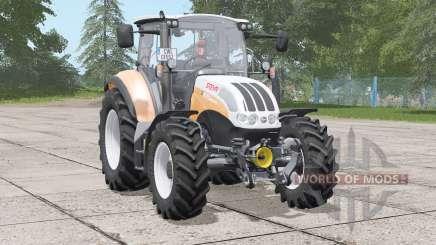 Opção de console Steyr 4000 Multi〡FL para Farming Simulator 2017