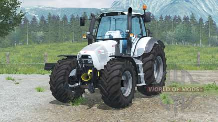 Hurlimann XL 130〡automáticas para Farming Simulator 2013