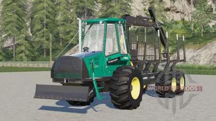 Timberjack 1110D 6W para Farming Simulator 2017