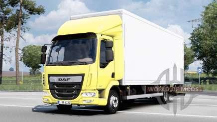 DAF LF FA Day Cab 2017 v1.1 para Euro Truck Simulator 2