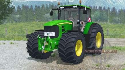 John Deere 7430 Premiuᵯ para Farming Simulator 2013