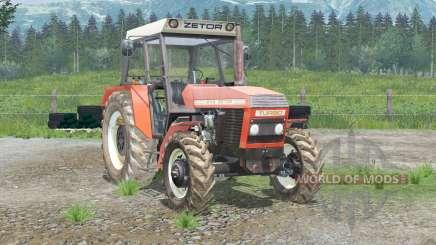 Zetor 814ⴝ para Farming Simulator 2013