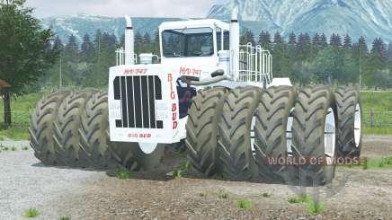 Big Bud 16V-747〡sixteen rodas para Farming Simulator 2013