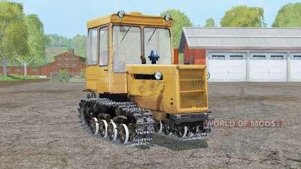 DT-75ML〡sabilidade para instalar um dump para Farming Simulator 2015