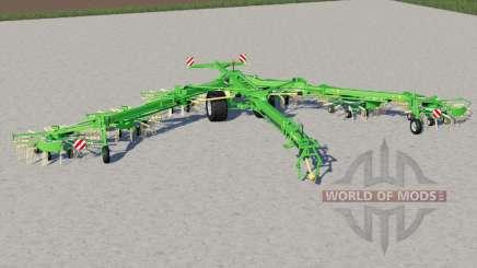 Seleção krone swadro 2000〡 rodas para Farming Simulator 2017