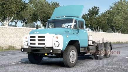 zil-133VLAS〡1,40 para American Truck Simulator