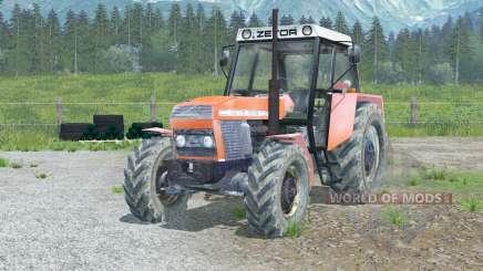 Zetor 12145〡leve ajustado para Farming Simulator 2013