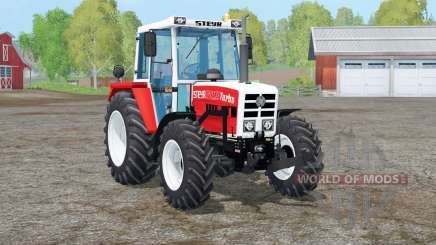 Steyr 8090A Turbø para Farming Simulator 2015