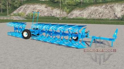 Lemken Titan 18〡trabalho velocidade 25 km-h para Farming Simulator 2017
