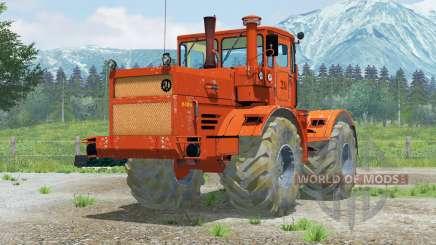 Kirovets K-700A〡rule volta guia para Farming Simulator 2013