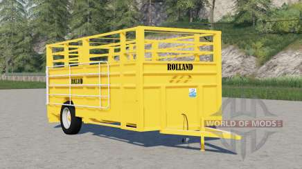 Rolland V52 para Farming Simulator 2017