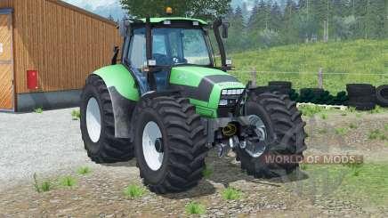 Deutz-Fahr Agrotron 150〡7〡tecer para Farming Simulator 2013