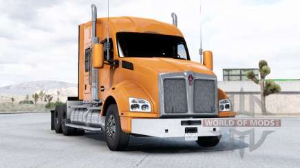 Kenworth T880 v1.11 para American Truck Simulator