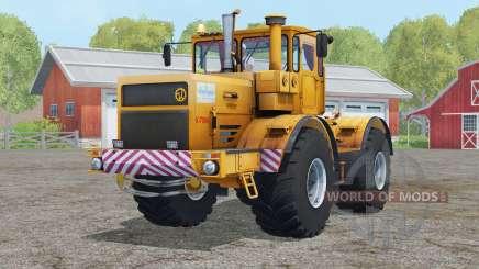 Coluna de direção 〡 regulada Kirovets K-700A para Farming Simulator 2015