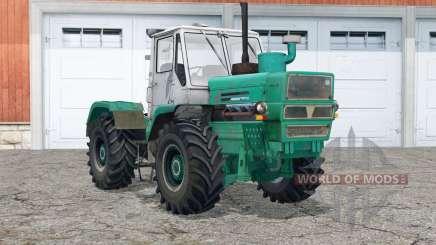 T-150K〡dust de debaixo das rodas para Farming Simulator 2015