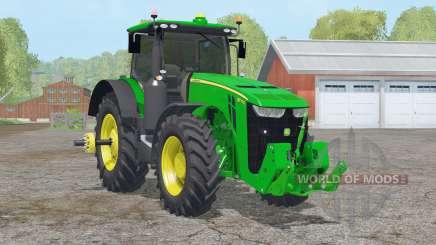 John Deere 8370R〡scheiben getont para Farming Simulator 2015