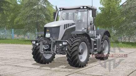 JCB Fastrac 3200 Xtra〡17 cores configuráveis para Farming Simulator 2017