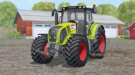 Claas Axioƞ 850 para Farming Simulator 2015