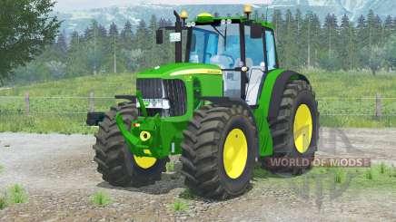 John Deere 7530 Premiuӎ para Farming Simulator 2013