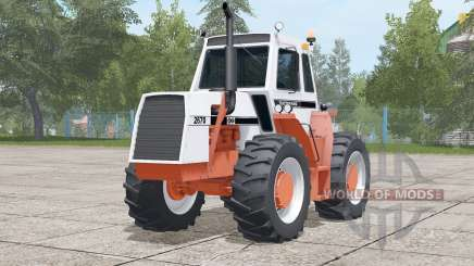Case 2670 Traction King para Farming Simulator 2017