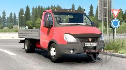 Gaz Gazel para Euro Truck Simulator 2