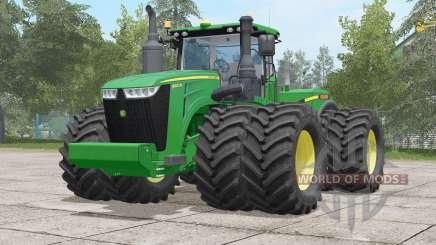 John Deere 9R serieᵴ para Farming Simulator 2017