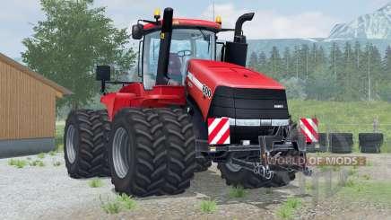 Caso IH Steiger 600〡 rodas dedovel para Farming Simulator 2013