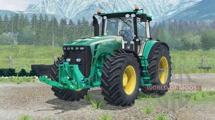 John Deere 8430〡manipulação para Farming Simulator 2013