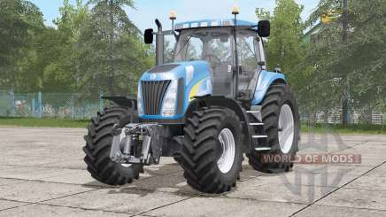 Nova Holanda TG200 serieᵴ para Farming Simulator 2017