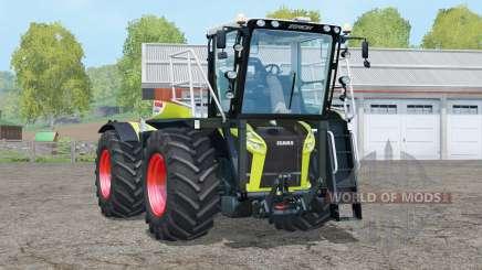 Claas Xerion 4000 Saddle Trac para Farming Simulator 2015