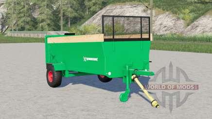 Tehnostroj TG28 para Farming Simulator 2017