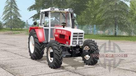 Steyr 8120A Turbo para Farming Simulator 2017