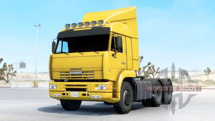 Kamaz-6460 para American Truck Simulator