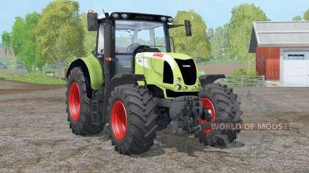 Controle interativo claas Arion 620〡 para Farming Simulator 2015