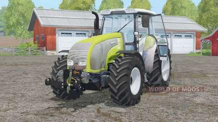 Ligação frontal 〡 valtra T140 para Farming Simulator 2015