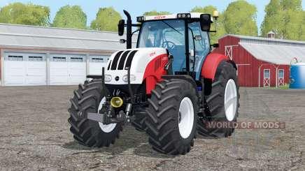 Steyr 6230 CV para Farming Simulator 2015