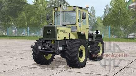 Mercedes-Benz Trac 900 Turbꝋ para Farming Simulator 2017