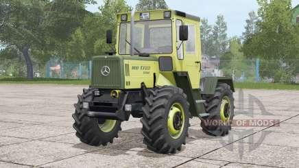 Mercedes-Benz Traȼ para Farming Simulator 2017