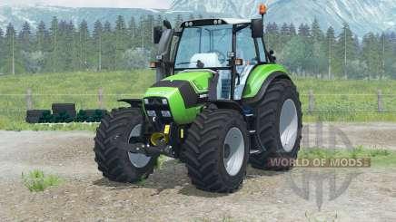 4ვ0 deutz-Fahr Agrotron para Farming Simulator 2013