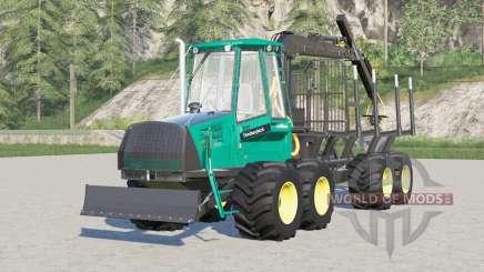 Timberjack 1110D 8W para Farming Simulator 2017