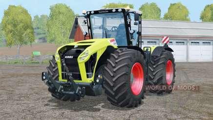 Claas Xerion 4500 Trac VꞆ para Farming Simulator 2015