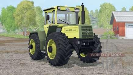 Mercedes-Benz Trac 1500〡lavável para Farming Simulator 2015