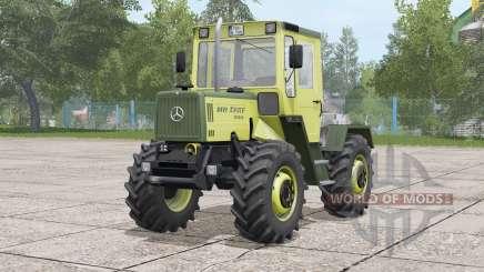Mercedes-Benz Traꞔ para Farming Simulator 2017