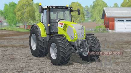 Claas Axioɴ 850 para Farming Simulator 2015