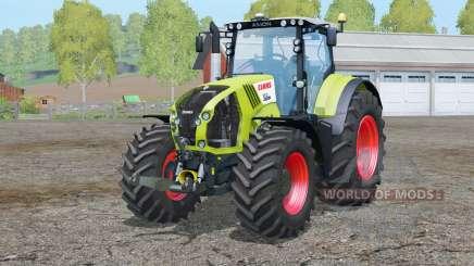Claas Axioꝴ 850 para Farming Simulator 2015