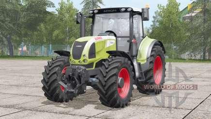 Configuração de rodas 〡 Claas Arion 600 para Farming Simulator 2017