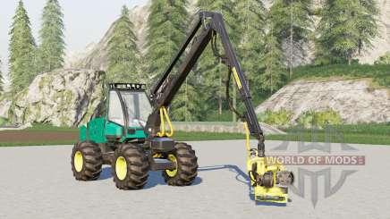 Timberjack 770 para Farming Simulator 2017