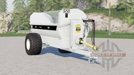 Hi Spec 1000 SS para Farming Simulator 2017