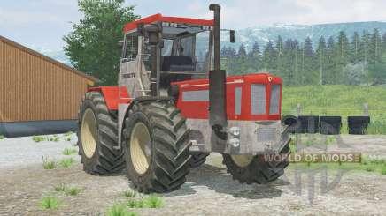 Schluter Super 3000 TVⱢ para Farming Simulator 2013
